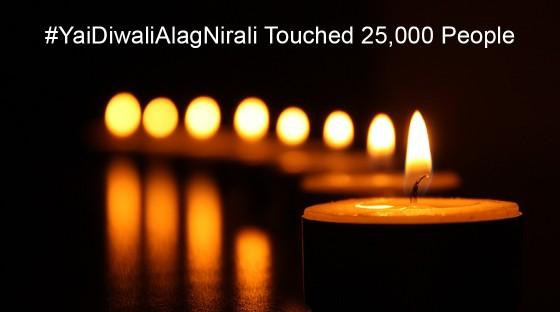 prodots initiative to better lives yaidiwalialagnirali touched 25000 people