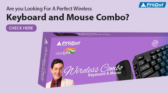 are you looking for a perfect wireless keyboard and mouse combo