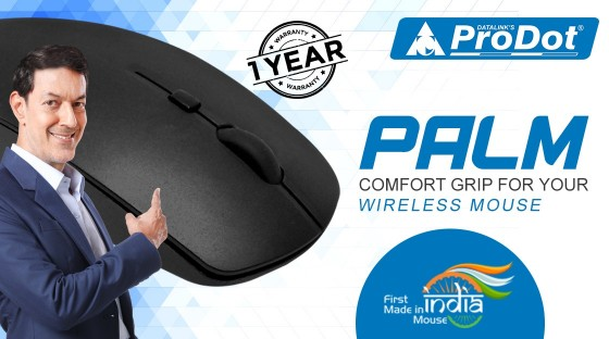 palm wireless mouse comfort grip for your palm