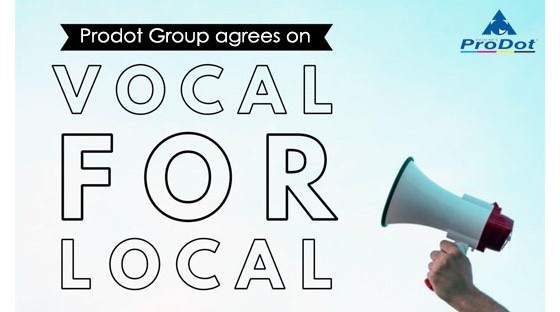 prodot group agrees on vocal for local