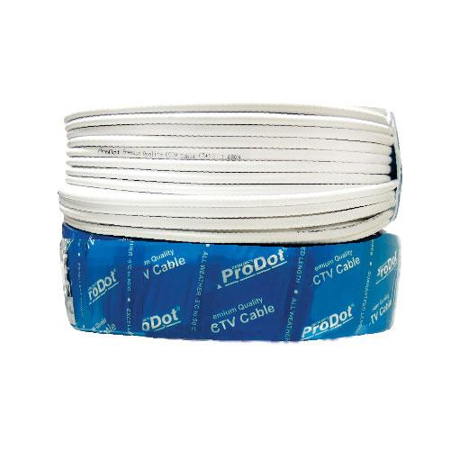 premium cctv cable (3+1) 90m