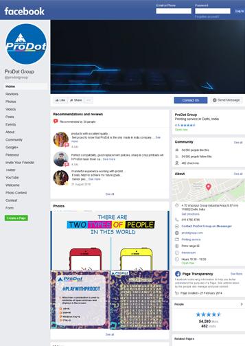Prodot FB